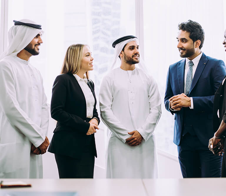 What can Sterling International Consulting offer for ISO 9001 certification of your company in UAE?