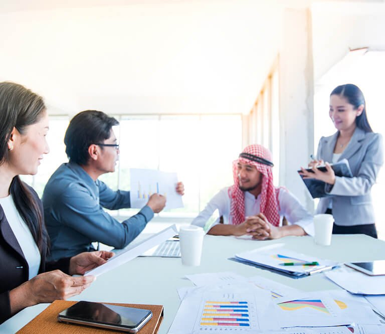 What can Sterling International Consulting offer for ISO 22000 certification of your company in UAE?
